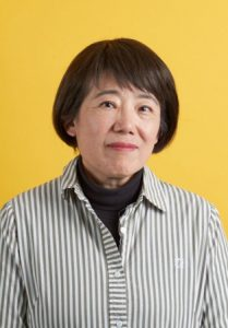 Photo of Sahie Kang